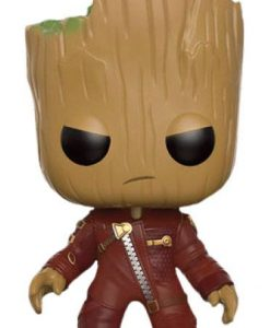 x_fk12774 Guardians of the Galaxy Vol. 2 POP! Marvel Vinyl Figure Young Groot in Suit (Angry) 9 cm