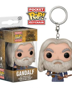 x_fk14038 Lord of the Rings Pocket POP! Vinyl Keychain Gandalf 4 cm