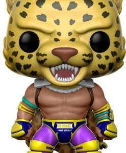 Tekken Funko POP! figura - King (Caped)