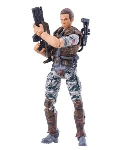 Aliens Colonial Marines - Hicks 1/18 akciófigura (10cm)