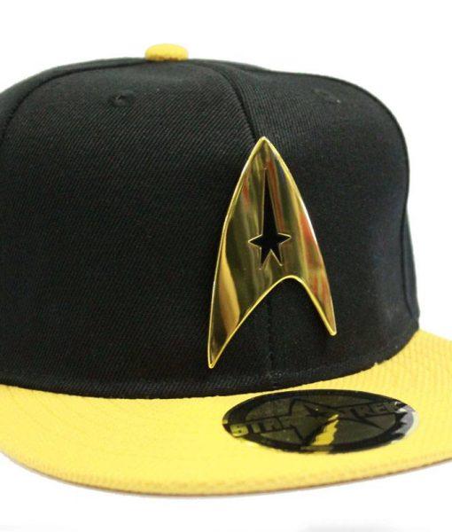 x_mestkircp100 Star Trek Baseball Cap Kirk
