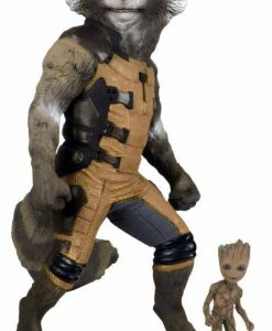 x_neca38717 Guardians of the Galaxy Vol. 2 Life-Size Statue Groot (Foam Rubber/Latex) 25 cm