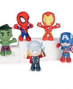 x_pbp760015641 Marvel Comics Plush Figures 19 cm Assortmen