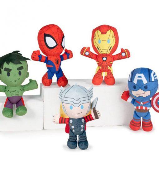 x_pbp760015641 Marvel Comics Plush Figures 19 cm Assortmen