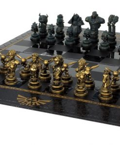 x_usach005-394 The Legend of Zelda Chess Collector's Set
