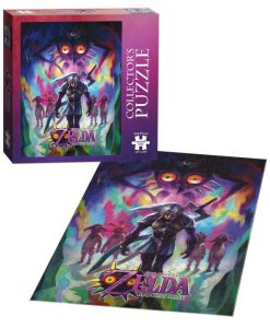 x_usapz005-501 Legend of Zelda Majora's Mask Puzzle Incarnation