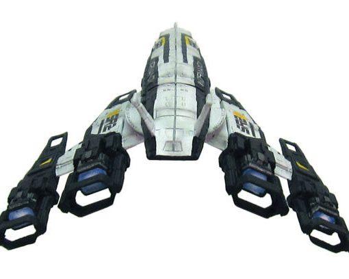 Mass Effect - Cerberus Normandy SR-2 replika (15cm)