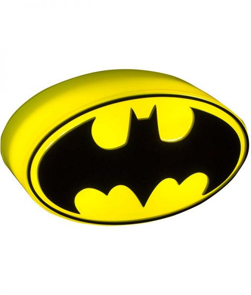 DC Comics Mini Batman Logo Lámpa