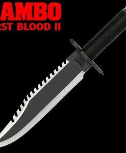 Rambo II replika - First Blood Part II John Rambo Knife Standard Edition (40 cm)