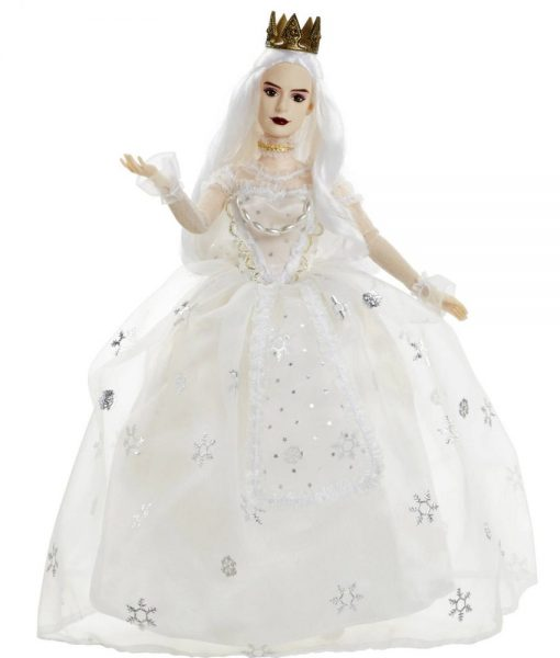 Alice Through the Looking Glass - White Queen fashion doll