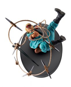 One Piece Scultures Figura - Big Zoukeio 4 Paul (9cm)