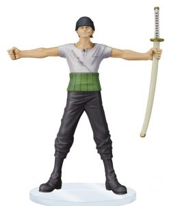 One Piece Dramatic Showcase Figura - Roronoa Zoro (16cm)