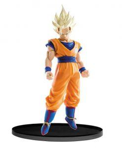 Dragonball Super SCultures Figura - Super Saiyan 2 Goku (17cm)
