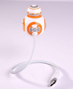 x_bs144868 Star Wars LED-USB-Light BB-8 9 cm
