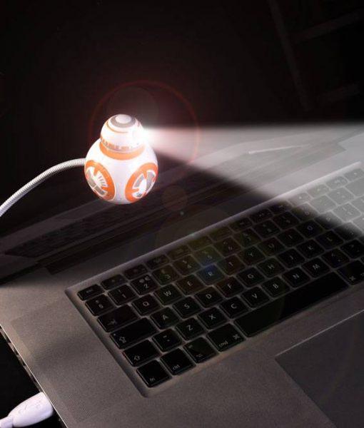 x_bs144868 Star Wars LED-USB-Light BB-8 9 cm