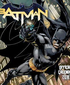 Batman Comics naptár 2018