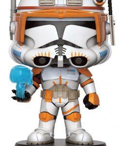 Star Wars Funko POP! Bobble-head figura - Clone Commander Cody