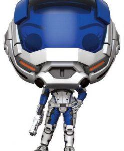 x_fk13269 Mass Effect Andromeda POP! Games Vinyl Figure Sarah Ryder (Masked) 9 cm