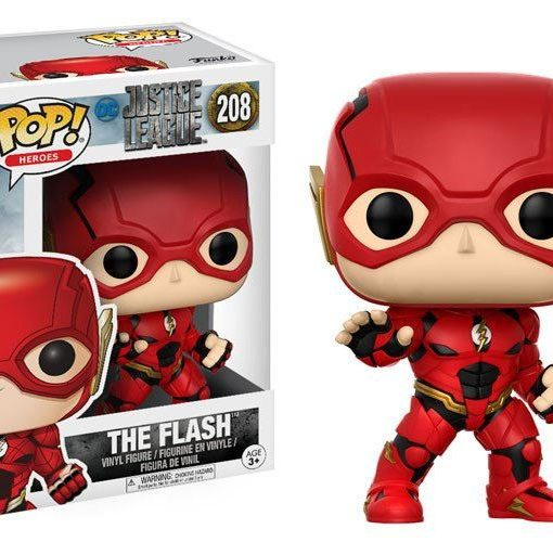 Funko,POP!,Movies,Justice League,The Flash,FK13488