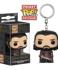 Game of Thrones Funko Pocket POP! kulcstartó - Jon Snow
