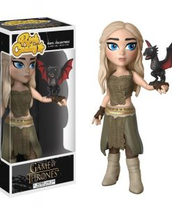 Game of Thrones Funko Rock Candy Figura - Daenerys Targaryen (13cm)