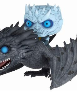 Game of Thrones Funko POP! figura - Night King & Dragon