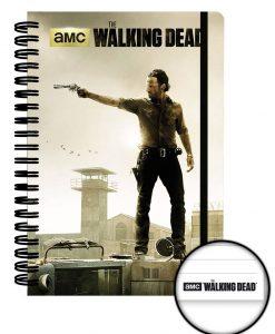 Walking Dead Notebook A5