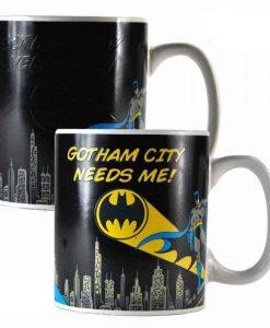Batman hőre változós bögre - Batman