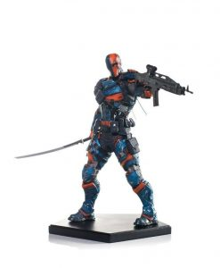 Batman Arkham Knight Art Scale Szobor - 1/10 Deathstroke (20cm)