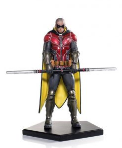 Batman Arkham Knight Art Scale Szobor - 1/10 Robin (20cm)