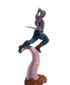 Guardians of the Galaxy 2 Battle Diorama Series Szobor - 1/10 Drax (33 cm)
