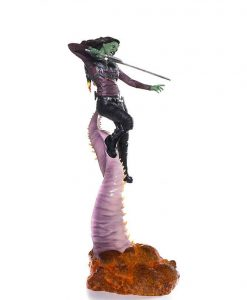 Guardians of the Galaxy 2 Battle Diorama Series Szobor - 1/10 Gamora (30 cm)