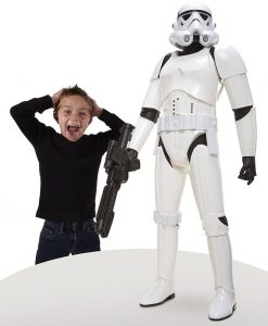 Star Wars - Giant Stormtrooper figura