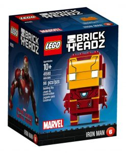 LEGO BrickHeadz Captain America Civil War - Iron Man