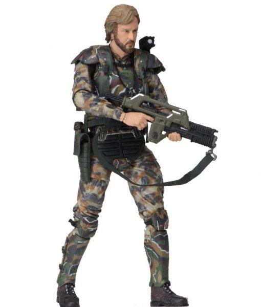Aliens Akciófigura - Col. James Cameron (18cm)