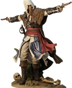 Assassin's Creed IV Black Flag PVC Szobor - Edward Kenway The Assassin Pirate (24cm)