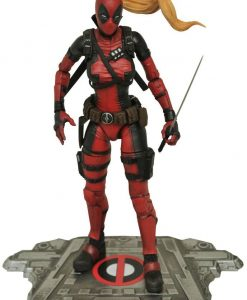 Marvel Select Akciófigura - Lady Deadpool (16cm)