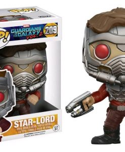 Guardians of the Galaxy 2 Funko POP! figura - Star-Lord (Masked)