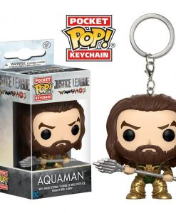 Justice League Funko Pocket POP! kulcstartó - Aquaman