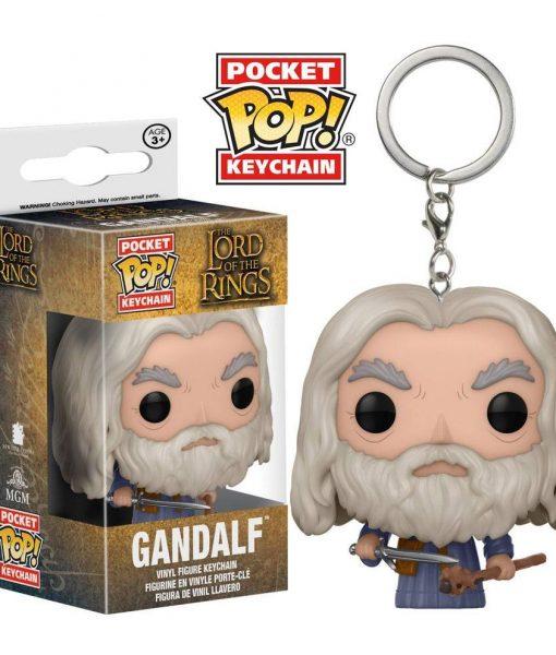 Lord Of The Rings Funko Pocket POP! kulcstartó - Gandalf