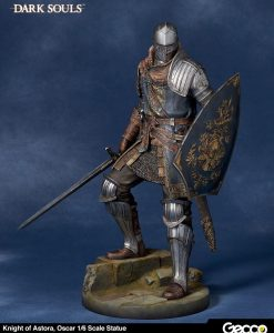 Dark Souls Szobor - 1/6 Oscar Knight of Astora