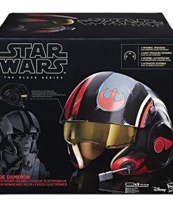 Star Wars Episode VII Black Series Elektronikus Sisak - Poe Dameron