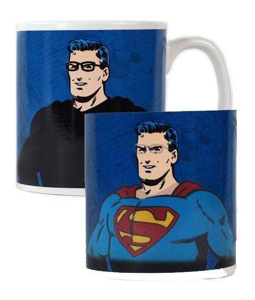 Superman hőre változó bögre - Clark Kent