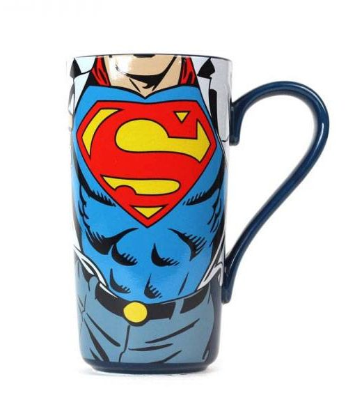Superman Latte-Macchiato bögre - Super Strength