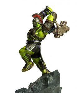 Thor Ragnarok Szobor - 1/10 Hulk (38cm)