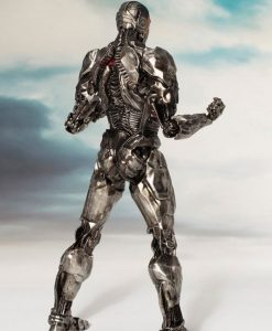 Justice League Movie ARTFX+ Szobor - 1/10 Cyborg (20cm)