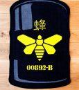 Breaking Bad lábtörlő - Methylamine Barrel (67x100cm)