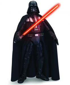 Star Wars Interaktív figura - Darth Vader (43cm) (német verzió)