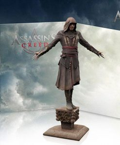 Assassin's Creed PVC Szobor - 1/5 Aguilar (35cm)