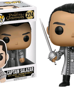 Pirates of the Caribbean Funko POP! figura - Salazar